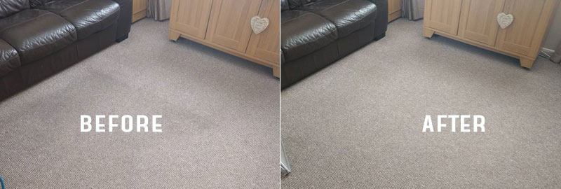 Carpet Cleaning The Ridgeway