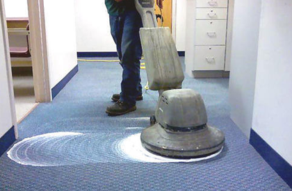 Carpet Shampooing Cleaning